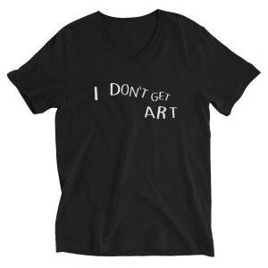 I don't get art – Annas krekls